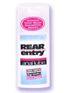 Rear Entry Desensitizing Anal Lube 1.7 Ounce