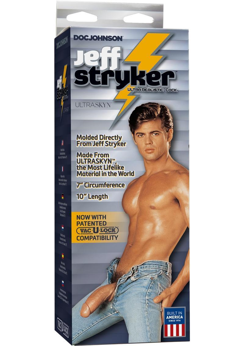 Jeff Stryker UR3 Ultra Realistic Cock 10 Inch Flesh