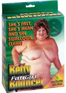 Fat Betty Bouncer Doll