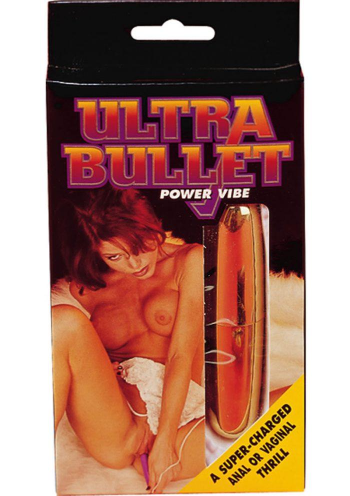 Ultra Bullet Power Vibe Gold