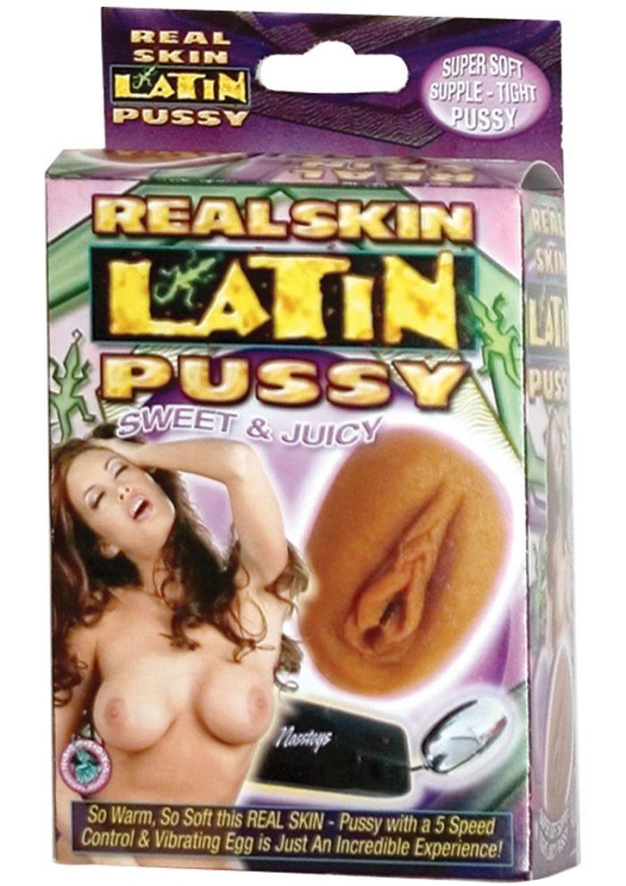 Real Skin Latin Pussy Masturbator Flesh