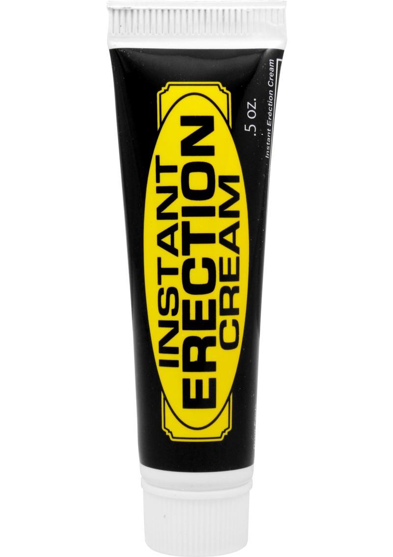 Instant Erection Cream .5 Ounce