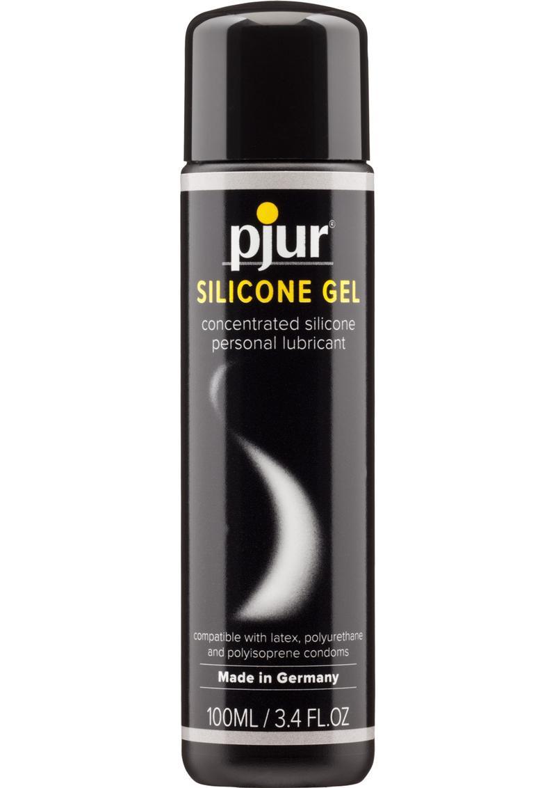 Pjur Eros Gel Silicone Lubricant Bodyglide 3.4 Ounce