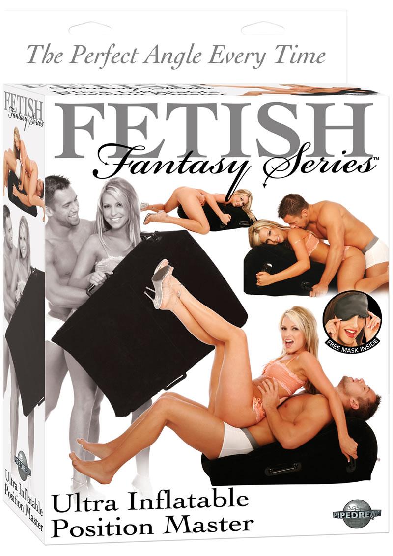 Fetish Fantasy Ultra Inflatable Position Master