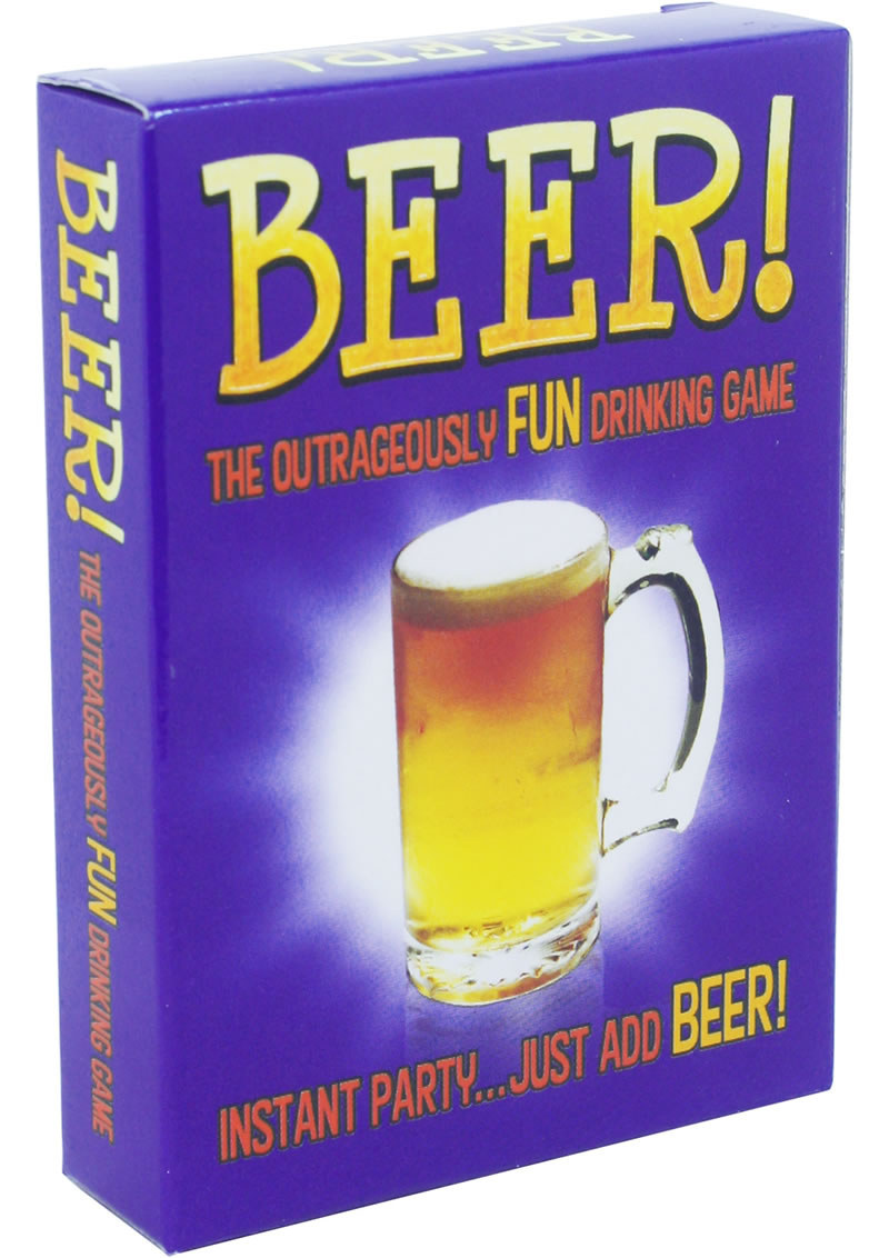 Beer The Card Game