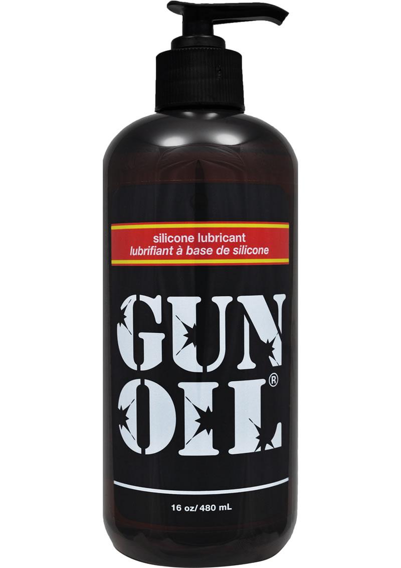 Gun Oil 16 Ounce