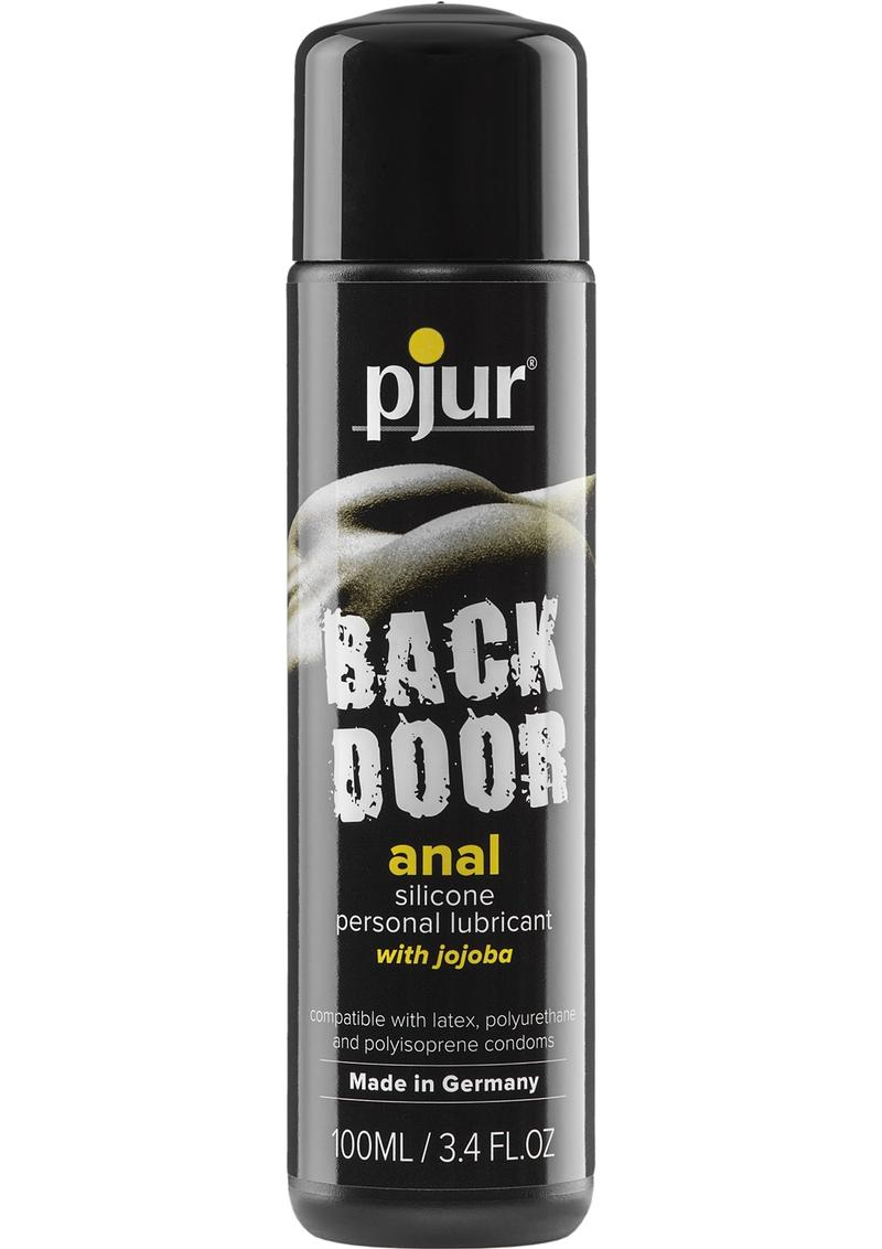 Pjur Back Door Relaxing Anal Glide Silicone Lubricant 3.4 Ounce