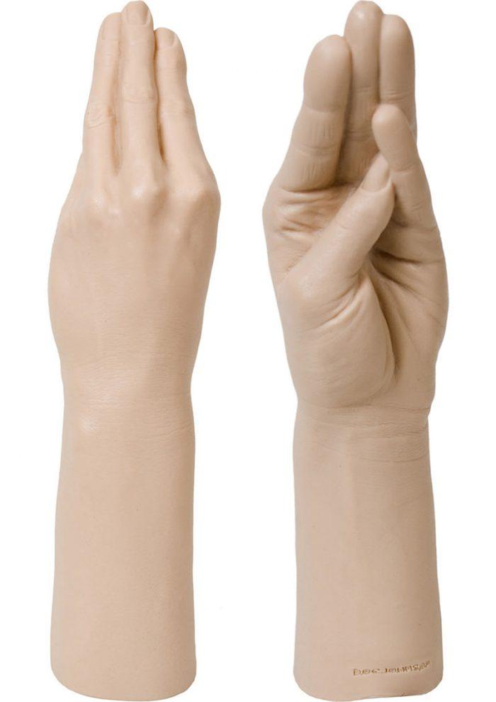 Belladonnas Magic Hand 11.5 Inch Flesh