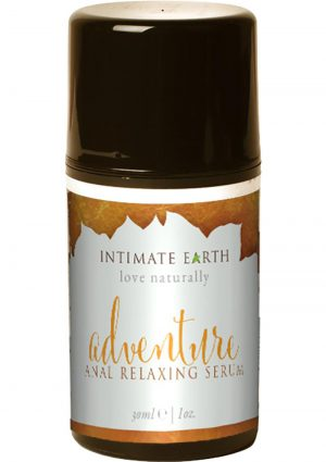 Intimate Earth Adventure Anal Relaxing Serum 1 Ounce