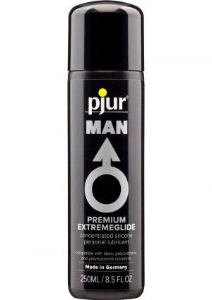 Pjur Man Premium Extreme Glide Silicone Lubricant 8.5 Ounce