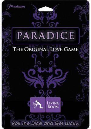 Paradice The Original Dice Love Game