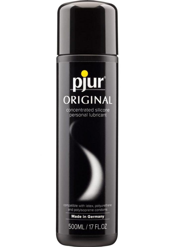 Pjur Original Super Concentrated Bodyglide Silicone Lubricant 500 ml