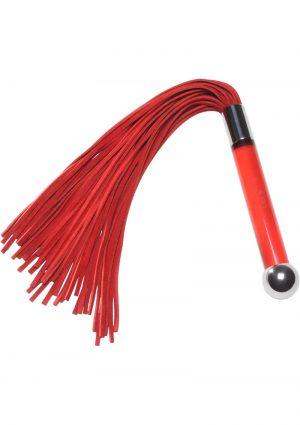 Sensua Suede Whip Red