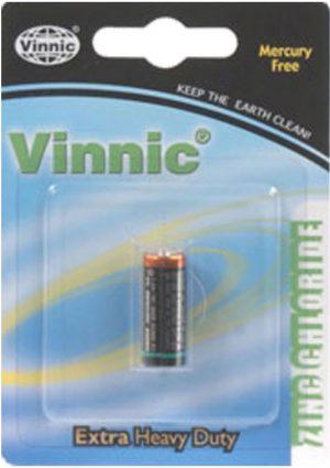 Vinnic 1.5v N Size Battery