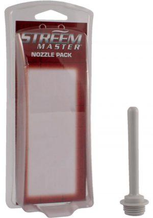 Streem Master Comfort Nozzle Grey