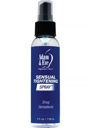 Adam and Eve Sensual Tightening Spray 4 Ounce
