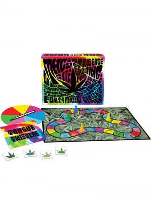 T H C Board Game