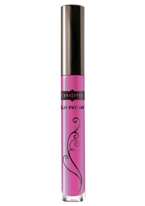 Kama Sutra Lip Fetish Lip Gloss Wild Raspberry .16 Ounce