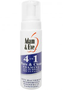 Adam and Eve 4 In 1 Pure And Clean Misting All Purpose Toy Cleaner 8 Ounce