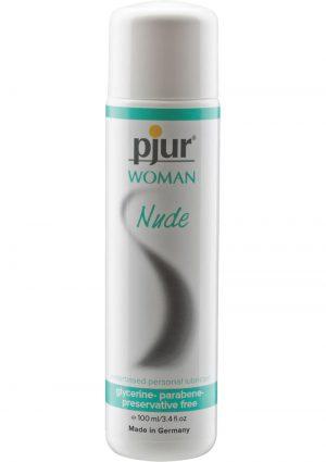 Pjur Woman Nude Waterbase Lube 3.4 Ounce