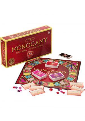 Monogamy Couples Board Game