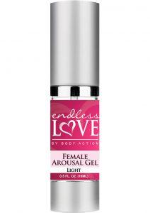 Endless Love Female Arousal Gel Light .5 Ounce