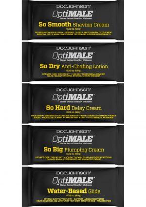 Optimale Refill Assorted Foil Packs 120 Packs Per Bag