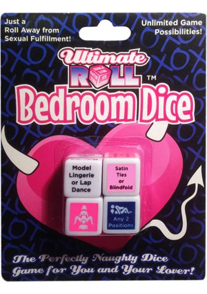 Ultimate Roll Bedroom Dice Game For Couples