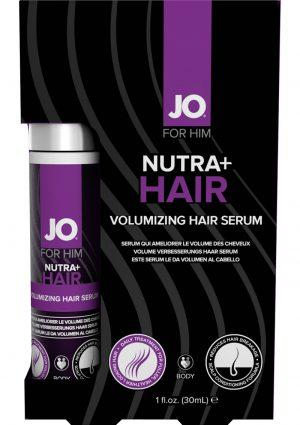Jo For Him Nutra Hair Volumizing Hair Serum 1 Ounce