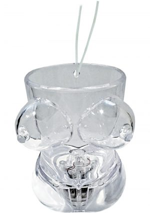 Light Up Sexy Torso Shot Glass