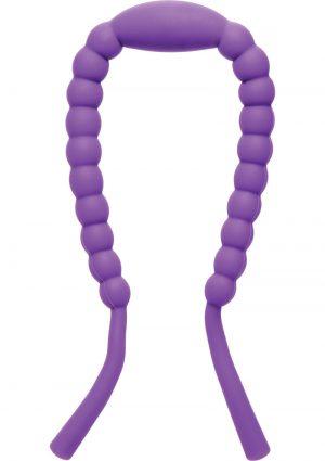 Frisky Oral Enhancing Labia Spreader Purple