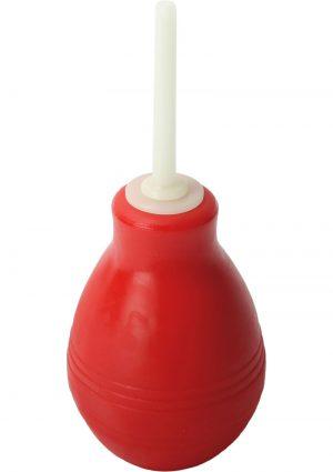 Clean Stream Enema Bulb Red 8 Ounce