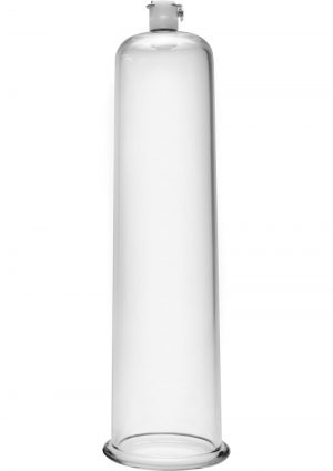 Size Matters Penis Cylinder Clear 2.25 Diameter