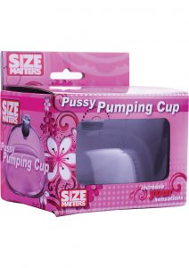 Size Matters Pussy Pumping Cylinder Clear