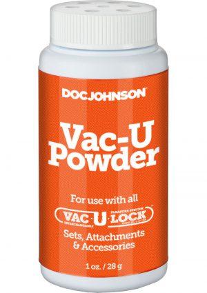 Vac U Lock Powder - Bulk 1 Oz
