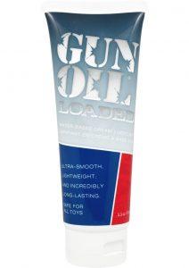 Gun Oil Loaded Water Based Cream Lube 3.3 OZ