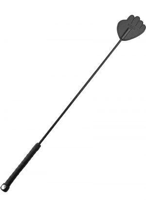 Rouge Hand Riding Crop Black
