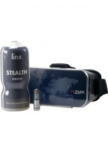Linx Cyber Pro Stealth Stroker And VR Glasses