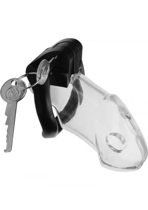 Master Series Rikers 2.0 24/7 Locking Chastity Cage