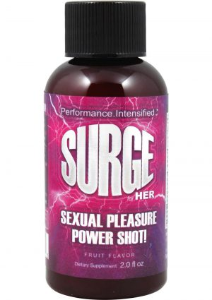 Surge Power Shot For Her 2oz