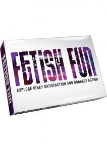 Fetish Fun Board Game Bondage Action