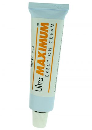 Ultra Maximum Erection Cream 0.5 Ounce Tube