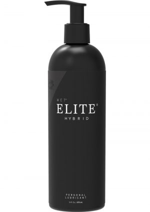 Wet Elite Hybrid 16 Ounces  (pump)