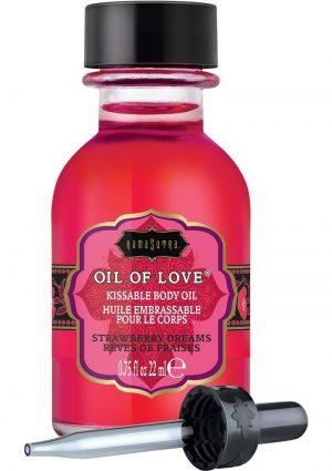 Oil Of Love Strawberry Dreams .75 Oz