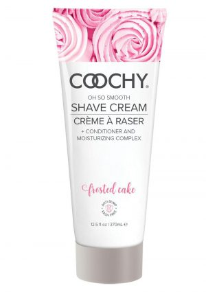 Coochy Oh So Smooth Shave Cream Frosted Cake 12.5 Ounce
