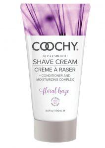 Coochy Oh So Smooth Shave Cream Floral Haze 3.4 Ounce