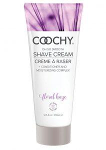 Coochy Oh So Smooth Shave Cream Floral Haze 12.5 Ounce