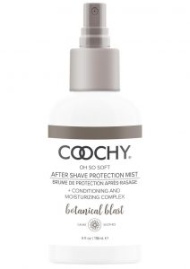 Coochy Oh So Soft After Shave Protection Mist Botanical Blast 4 Ounce