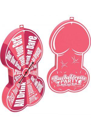 Bachelorette Drink Or Dare Foam Pecker Hand Board Game