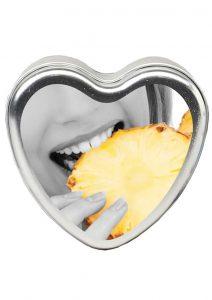 Edible Tropical Vegan Candle Pineapple